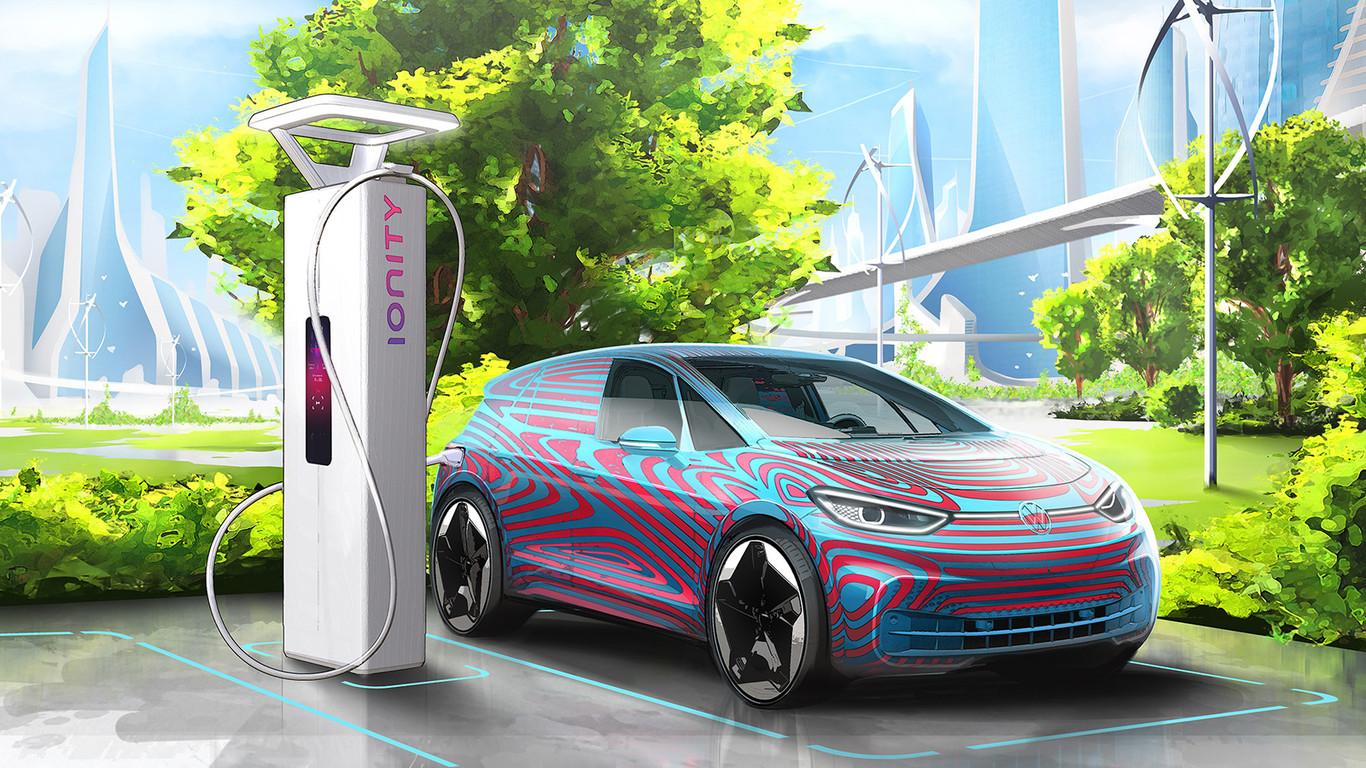 THE FUTURE IS ELECTRICEL FUTURO ES ELÉCTRICO